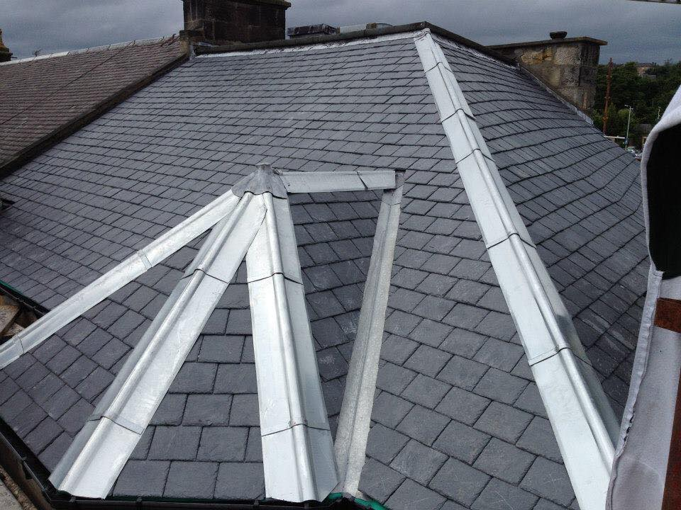 Strip and Re-Slate | Slate Roofing