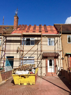 Strip and Re-Tile | New Roof | Fife