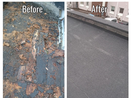 Complete Flat Roof Restoration