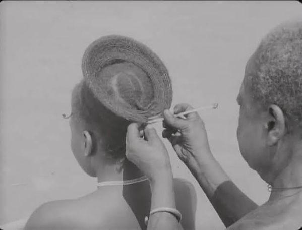 Hair Braiding and Grooming: Creating a Sense of Community