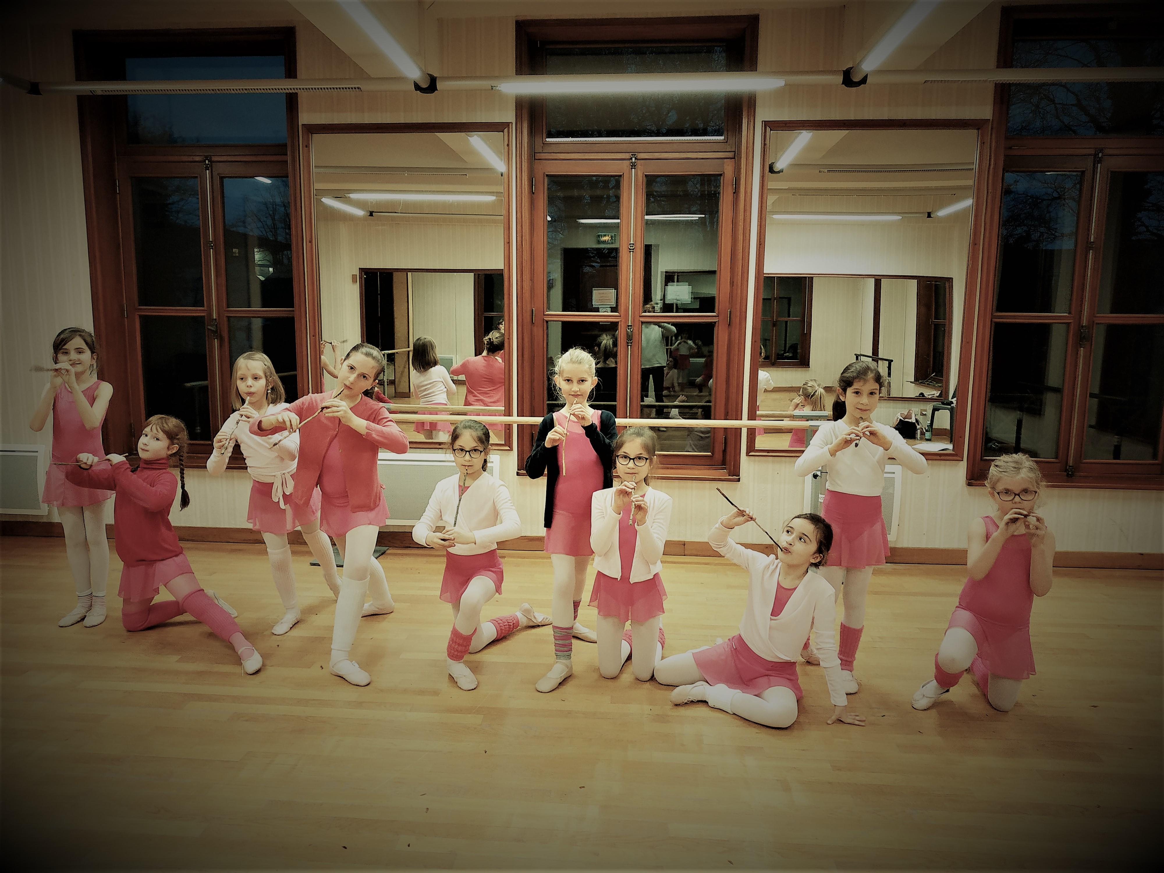wambrechies Danse classique