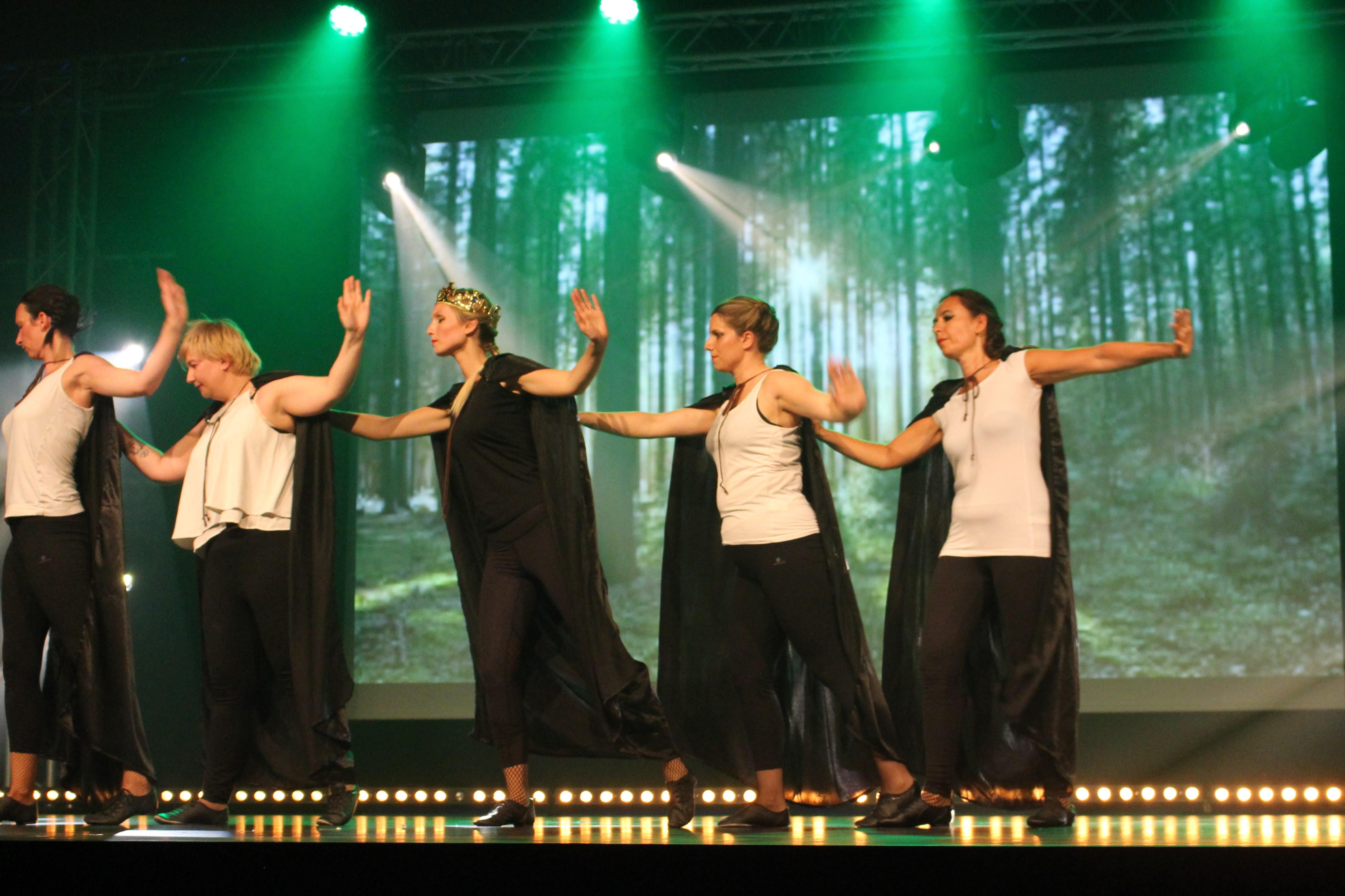 danse Wambrechies