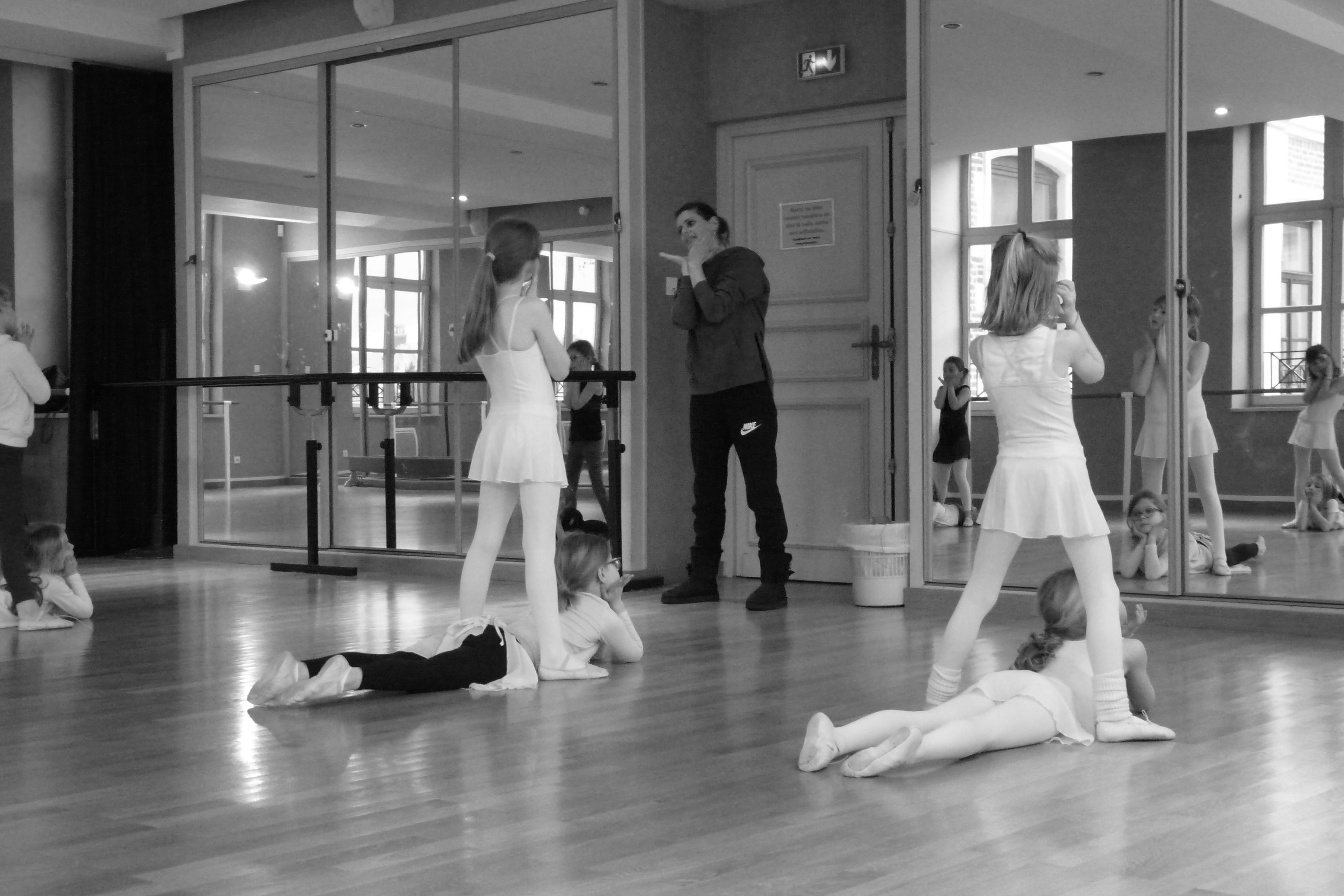 danse enfants Wambrechies