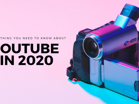 Everything you need to know about YouTube in 2020