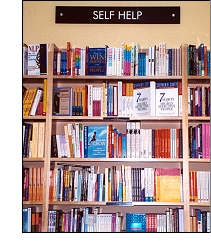 Why are there so many self help books?