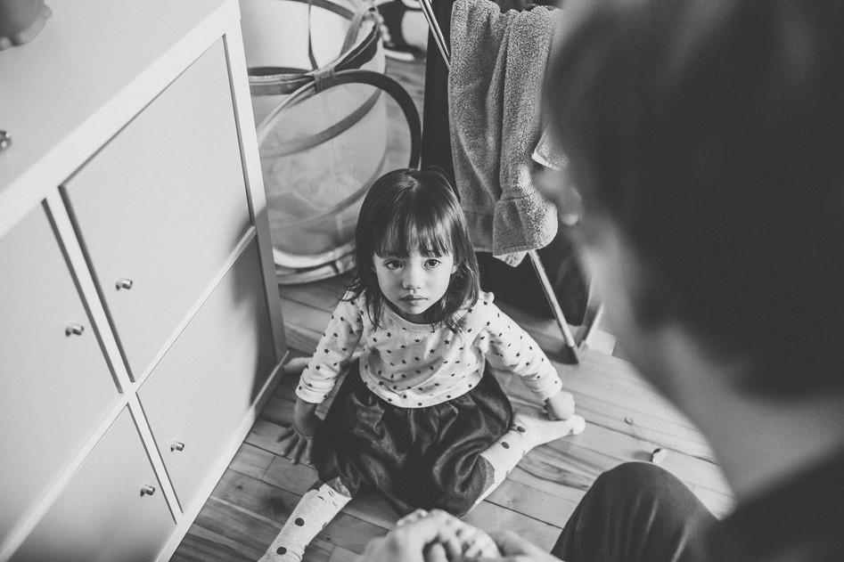 Nouveau-né : Une petite soeur