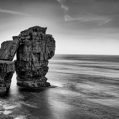 Dark Pulpit Rock.