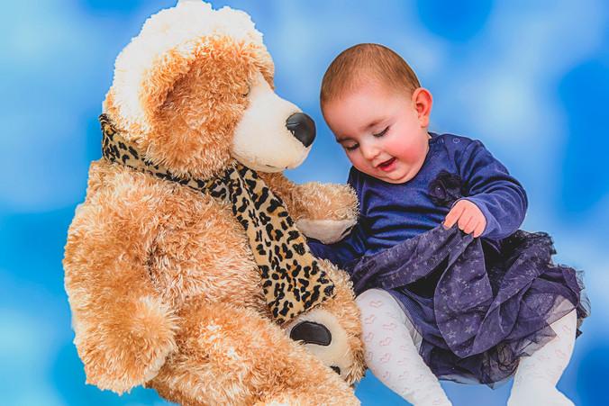Teddy Bear Fun.