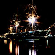 HMS Warrior.