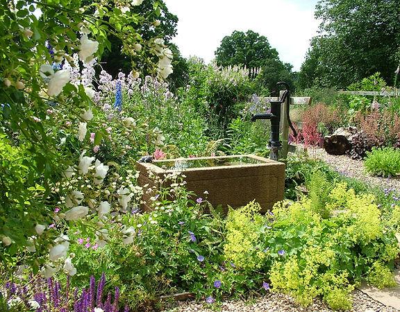 Envisage garden design detailed planting scheme