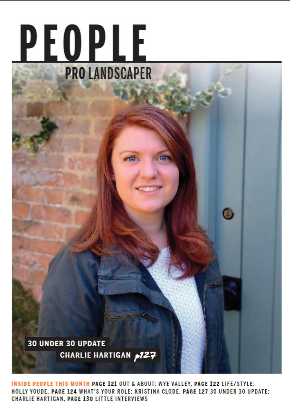 charlie hartigan pro landscaper magazine 30 under 30