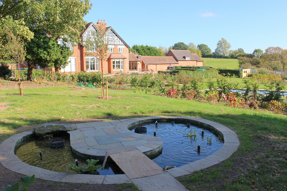 Envisage gardens large garden design