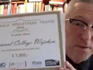 Maaswaal College in Wijchen wint DE prijs!
