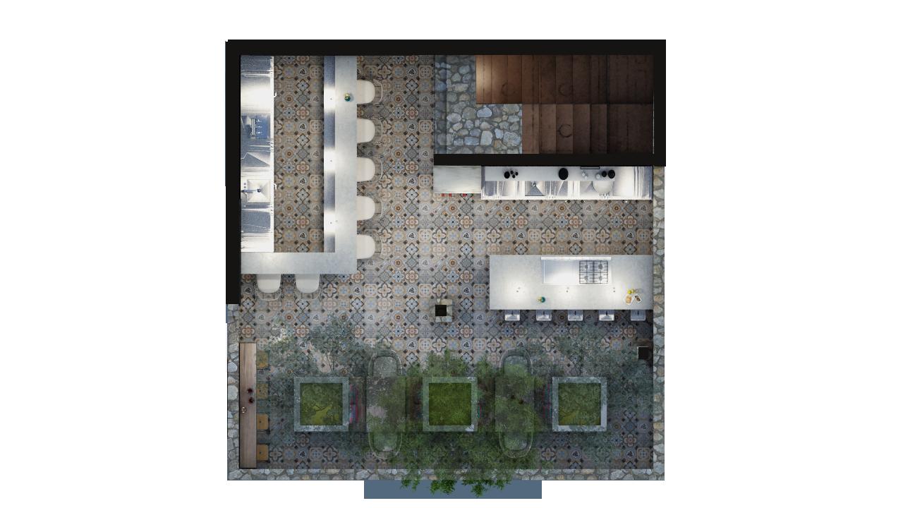 diseño arquitectonico por kauslab de La torre hotel boutique en huasca de ocampo Mexico