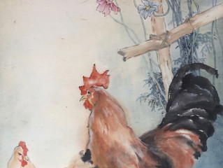 Celebrating Year of the Rooster