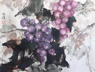 Nice Grapes Nice Wine  葡萄美酒