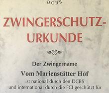 Zwingerschutzurkunde.JPG