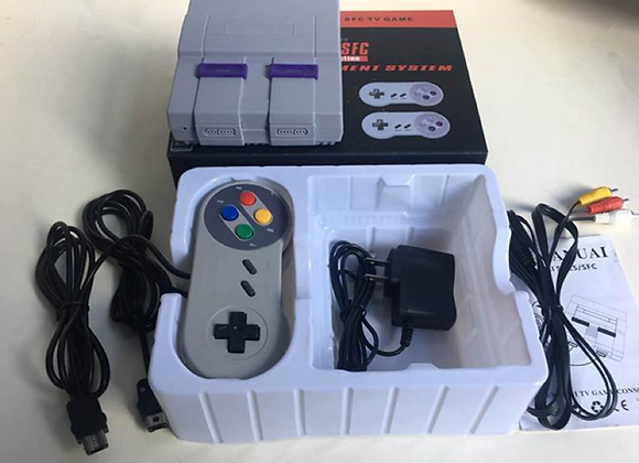 Super Nintendo Mini Clone