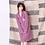 Thumbnail: フリース刺繍シャツワンピース piu-032