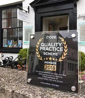 Rock House Dental Practice is an award-winning practice.