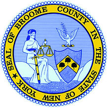 Official Seal of Broome County, New York