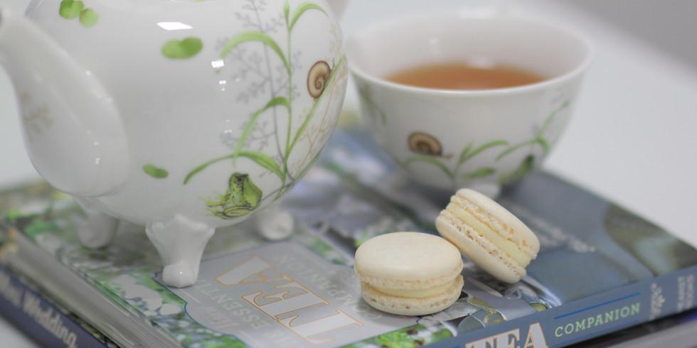 Harmonização Chá & Macaron