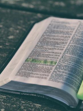 Powerful Scriptures of Declaration
