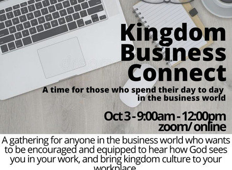 Kingdom Business Connect