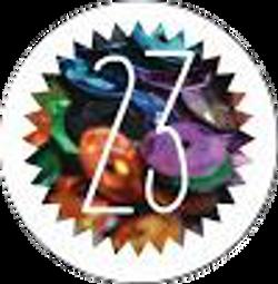 Advent Twenty Three