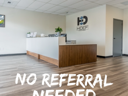 Do you need a referral for Physical Therapy?