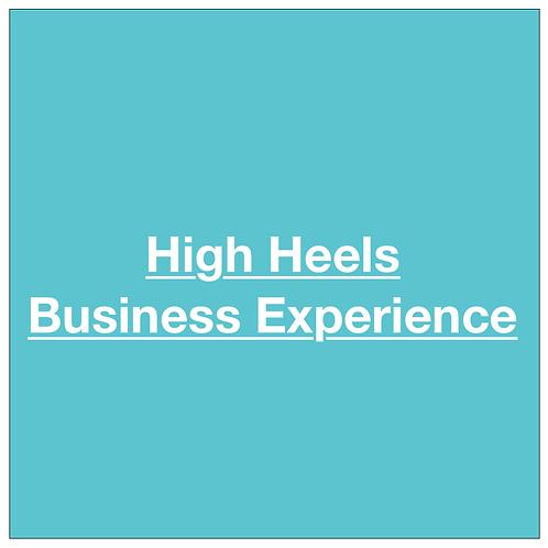 Szkolenie High Heels Experience in Business