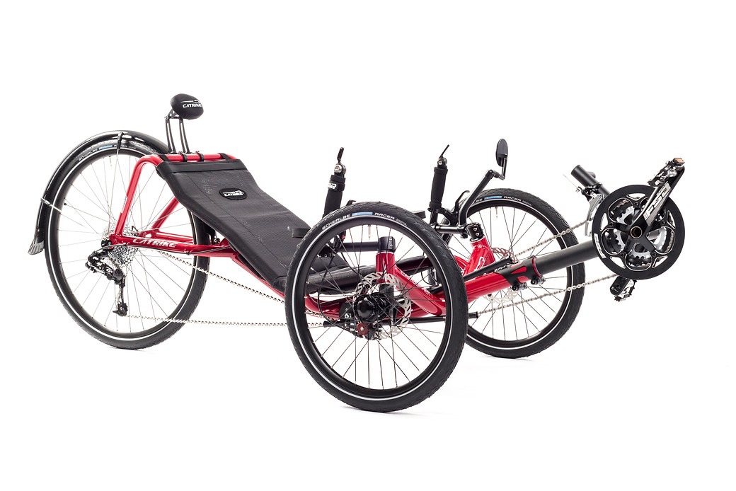 Catrike Expedition Recumbent Trike | Tricycle | Made in USA