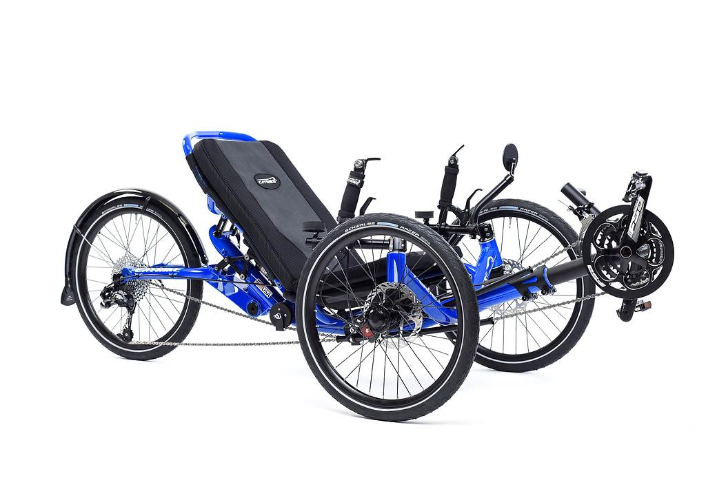 Catrike road-Ar premium dual suspension non folding aluminum