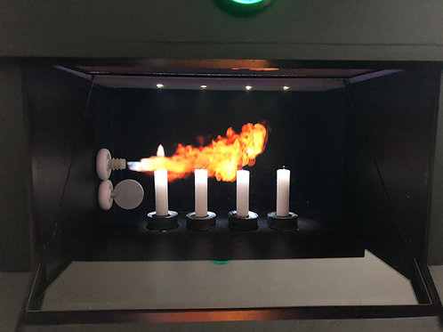 HOLOBOX: CandleFire