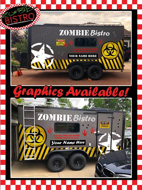 Zombie Bistro MOBILE Escape Room