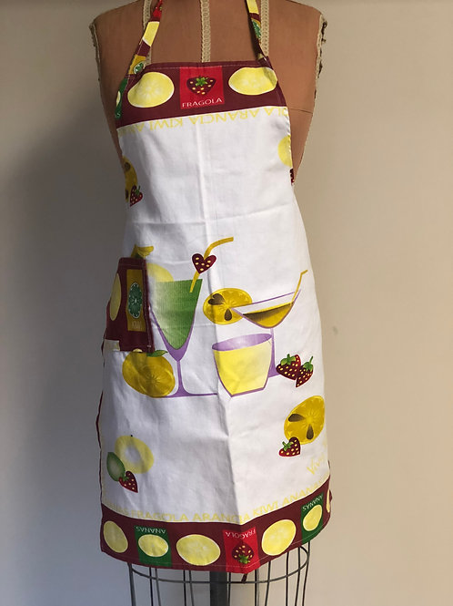 HAND MADE Apron by Nonna