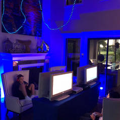 Fortnite Gaming Party Experts Playing