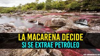 Consulta popular por la minería en La Macarena