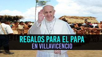 Indígenas del Meta entregarán artesanías al Sumo Pontífice