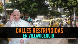 Desplazamientos del Papa a tener en cuenta para saber cuáles calles estarán restringidas.