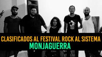 Entrevista a MonjaGuerra, bandas seleccionadas para Rock Al Sistema