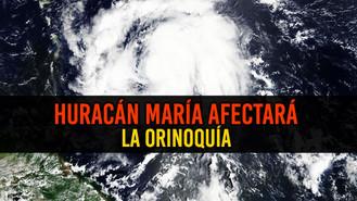 Ideam: huracán María puede influir en el clima del país