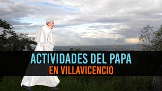 Esta es la agenda que llevará a cabo el Sumo Pontífice.