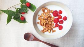 牛乳プラスフルーツで栄養のバランスと美味しさがアップします