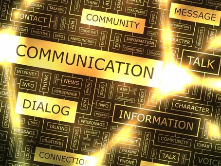 Continuous improvement needs promotion. Communications make it happen.