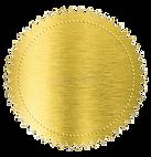 gold-metal-foil-sticker-seal-label-isola