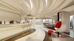 Ironman Penthouse Design