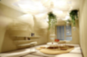 antistatics architecture yoga room