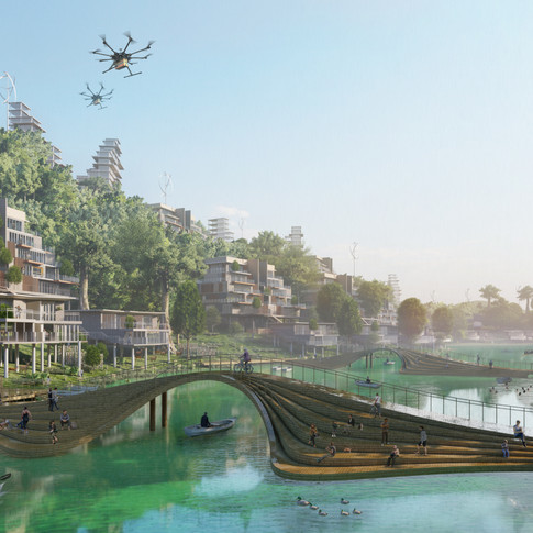 Infinite City Sustainable Residential