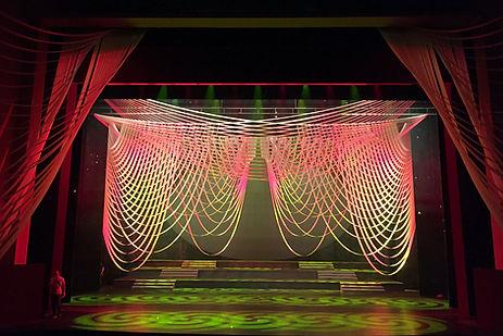 antistatics architecture stage
